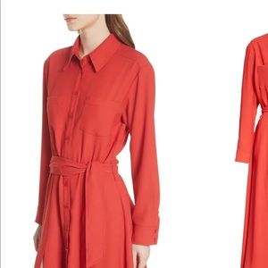 Veronica Beard Cary shirtdress
